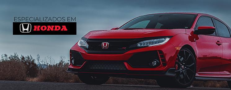 Especializados em Honda