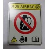 Emblema Honda Air Bag