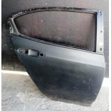 Porta Traseira Do Honda City 2009 2010 2011 2012 2013 14 Td